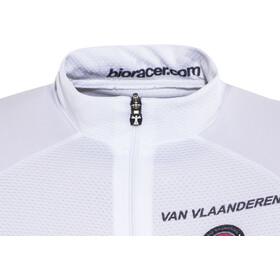 Bioracer Van Vlaanderen Pro Race Pyöräilypaita Naiset, white